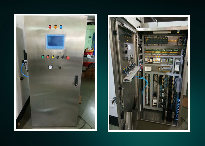 Fabrication of Control panels